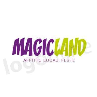 Logo online bambini, feste, intrattenimento, gioco e parco giochi bambini. Logonline