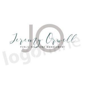 Logo monogramma da personalizzare. Iniziali ragione sociale. Logonline