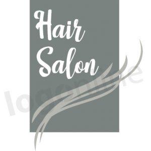 Logo online per saloni bellezza, estetica, parrucchiere, hair care. Logonline