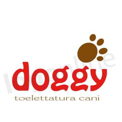 Logo online per negozio animali, toelettatura, articoli per animali, cibo per cani e gatti. Logonline