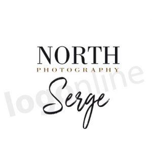 Logo professionale con firma calligrafica. Logonline