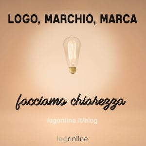 differenza tra logo, marchio e marca Logonline