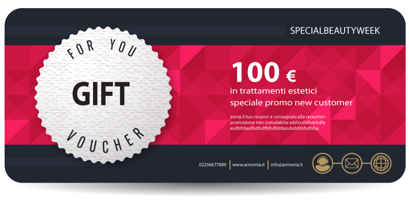 Immagine per facebook o instagram con sconto o coupon