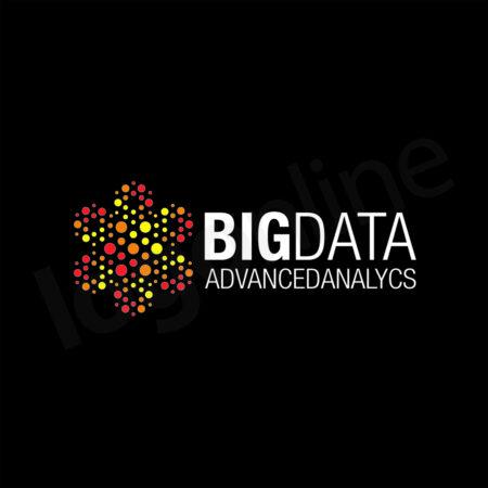 Logo per azienda, analisi dati, trattamento dati