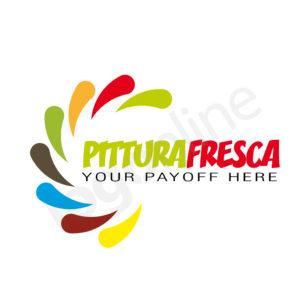 Logo pittura