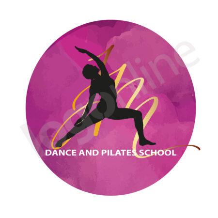logo donna ginnastica